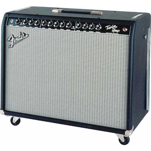 0215700000 xl twin amp 2 - Гитарный комбоусилитель FENDER TWIN AMP