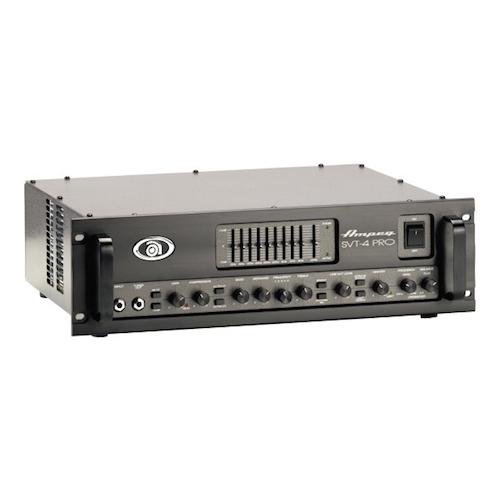 ampeg svt 4 pro 1 - Усилитель для бас-гитары AMPEG SVT 4 PRO