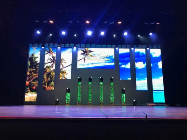 ekran dlya sceny 600x450 - Светодиодный экран для сцены