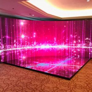 ekran fotozona 300x300 - Светодиодный экран для фотозоны