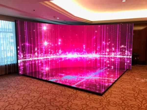 ekran fotozona 600x450 - Светодиодный экран для фотозоны